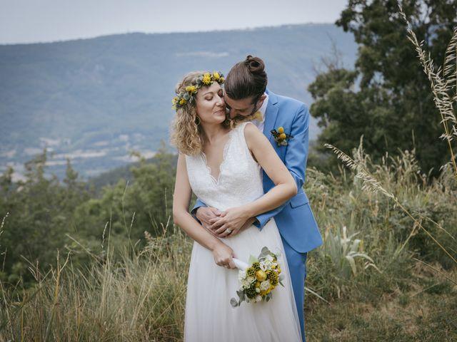 Le mariage de Vincent et Emilie à Lyas, Ardèche 32