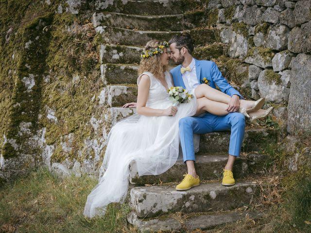 Le mariage de Vincent et Emilie à Lyas, Ardèche 34