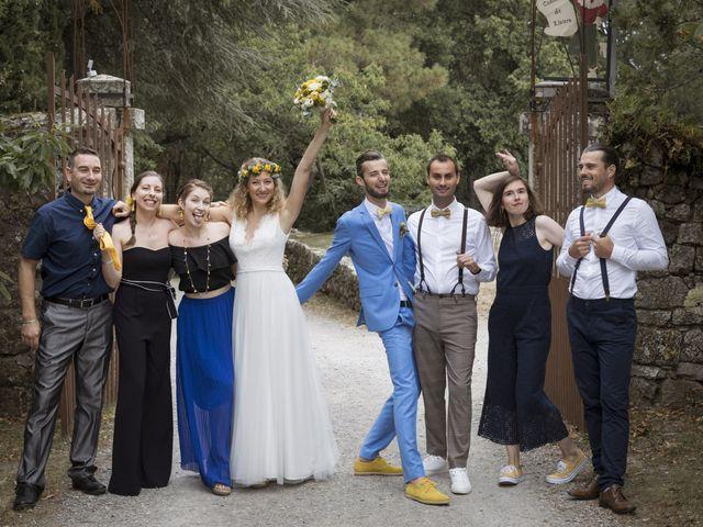 Le mariage de Vincent et Emilie à Lyas, Ardèche 37