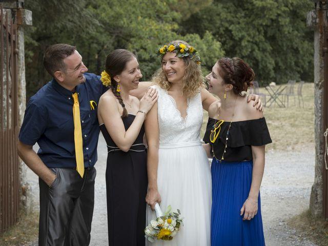 Le mariage de Vincent et Emilie à Lyas, Ardèche 41