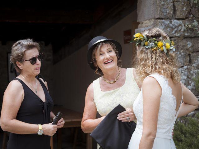 Le mariage de Vincent et Emilie à Lyas, Ardèche 50