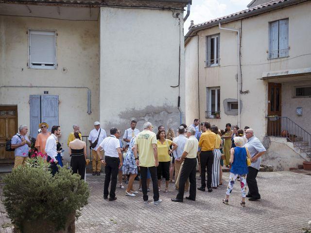 Le mariage de Vincent et Emilie à Lyas, Ardèche 52