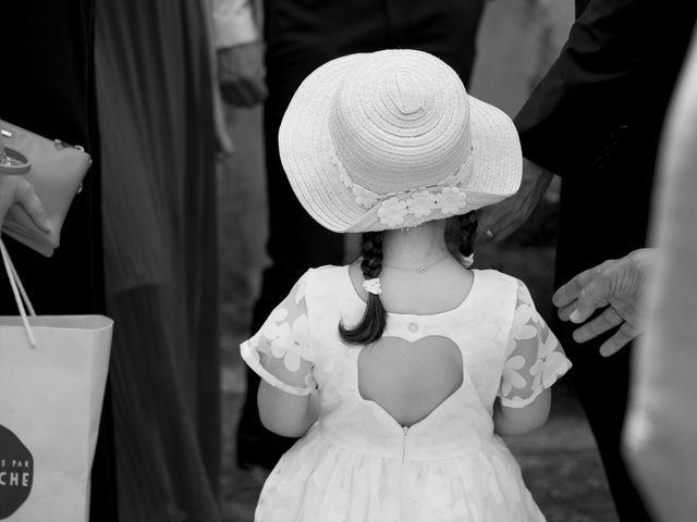 Le mariage de Vincent et Emilie à Lyas, Ardèche 54