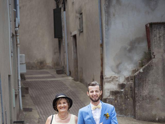 Le mariage de Vincent et Emilie à Lyas, Ardèche 56