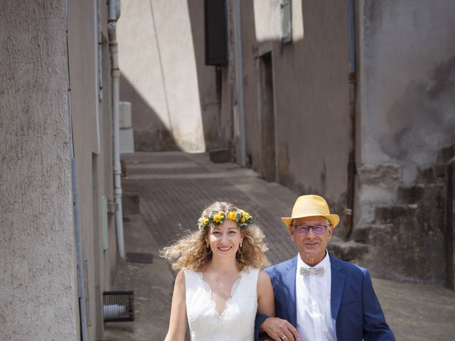 Le mariage de Vincent et Emilie à Lyas, Ardèche 58