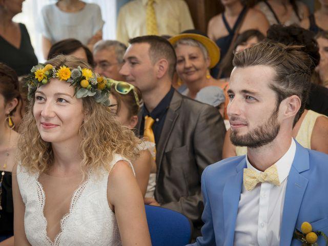 Le mariage de Vincent et Emilie à Lyas, Ardèche 60