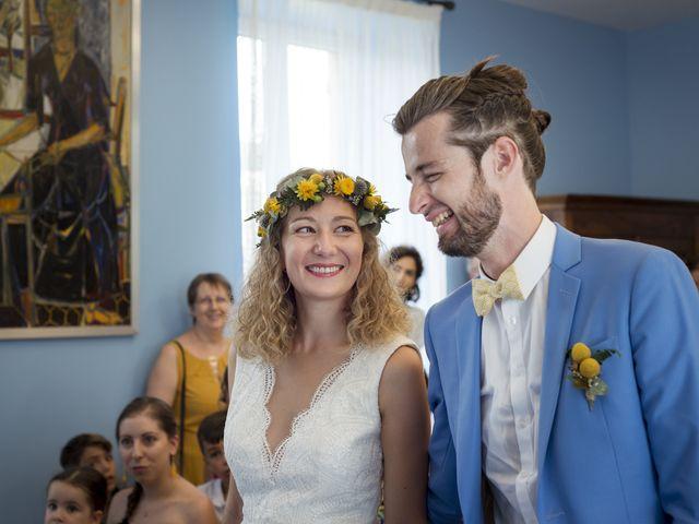 Le mariage de Vincent et Emilie à Lyas, Ardèche 61