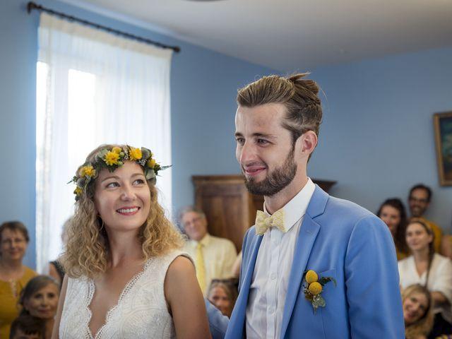 Le mariage de Vincent et Emilie à Lyas, Ardèche 62