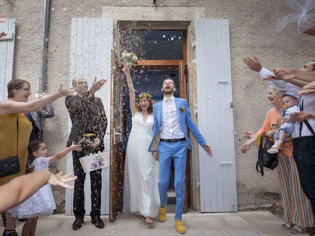 Le mariage de Vincent et Emilie à Lyas, Ardèche 63