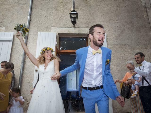 Le mariage de Vincent et Emilie à Lyas, Ardèche 64
