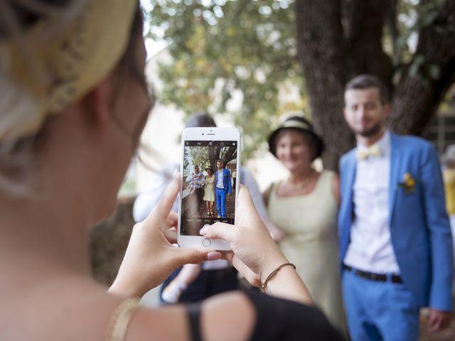 Le mariage de Vincent et Emilie à Lyas, Ardèche 66