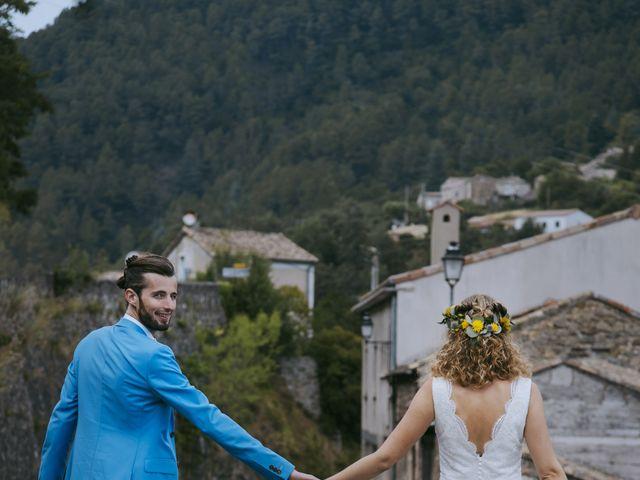 Le mariage de Vincent et Emilie à Lyas, Ardèche 67