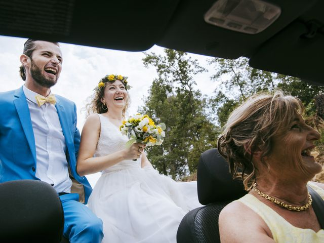 Le mariage de Vincent et Emilie à Lyas, Ardèche 69