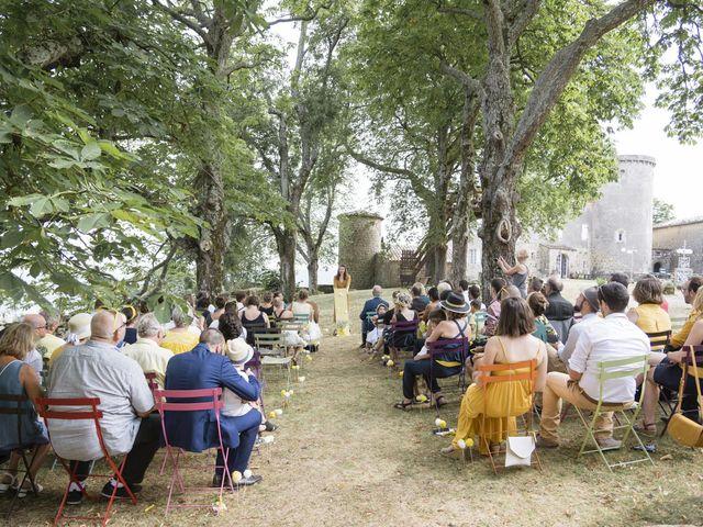 Le mariage de Vincent et Emilie à Lyas, Ardèche 76