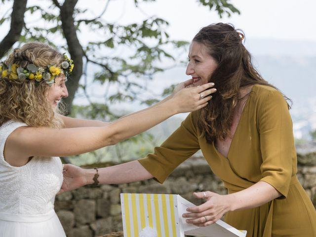 Le mariage de Vincent et Emilie à Lyas, Ardèche 77