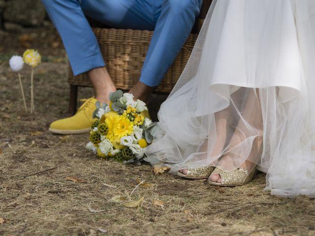 Le mariage de Vincent et Emilie à Lyas, Ardèche 78