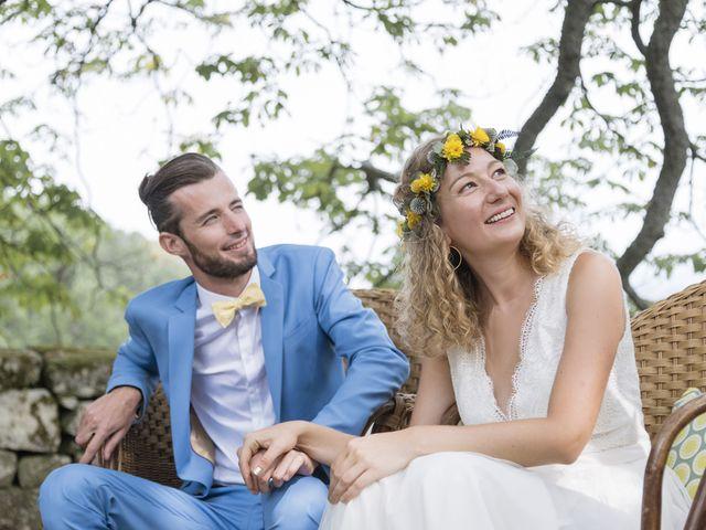 Le mariage de Vincent et Emilie à Lyas, Ardèche 79