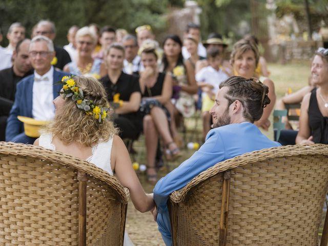 Le mariage de Vincent et Emilie à Lyas, Ardèche 81