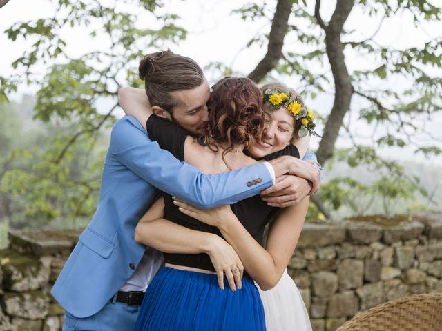 Le mariage de Vincent et Emilie à Lyas, Ardèche 83