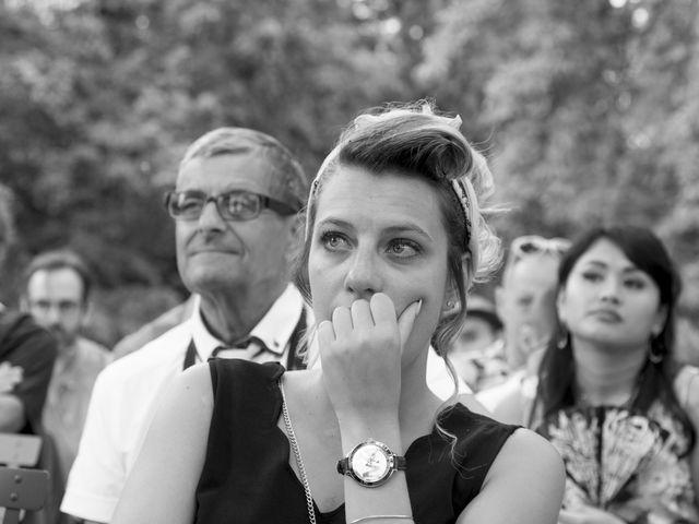 Le mariage de Vincent et Emilie à Lyas, Ardèche 87