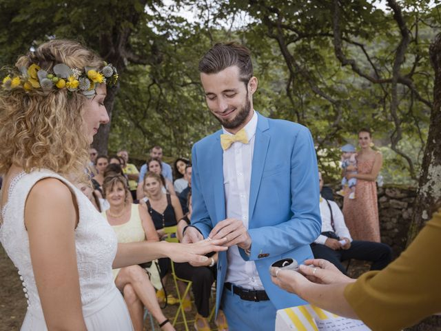 Le mariage de Vincent et Emilie à Lyas, Ardèche 91