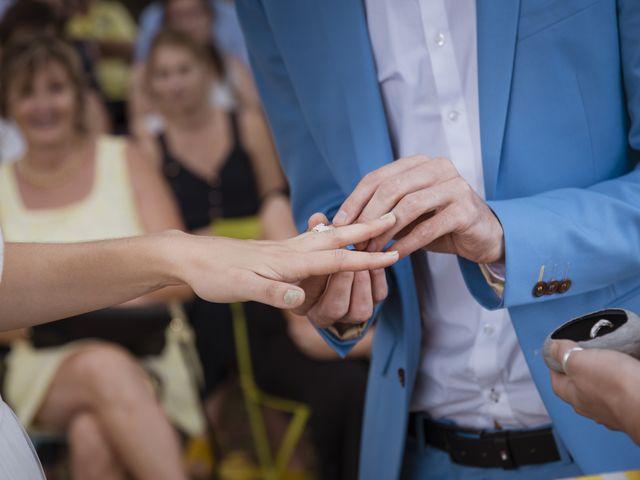 Le mariage de Vincent et Emilie à Lyas, Ardèche 92