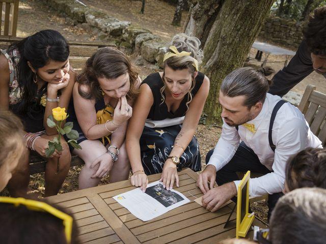 Le mariage de Vincent et Emilie à Lyas, Ardèche 97