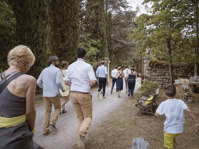 Le mariage de Vincent et Emilie à Lyas, Ardèche 99