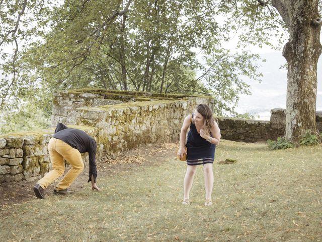Le mariage de Vincent et Emilie à Lyas, Ardèche 100