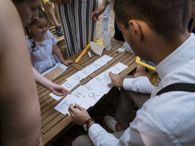 Le mariage de Vincent et Emilie à Lyas, Ardèche 101