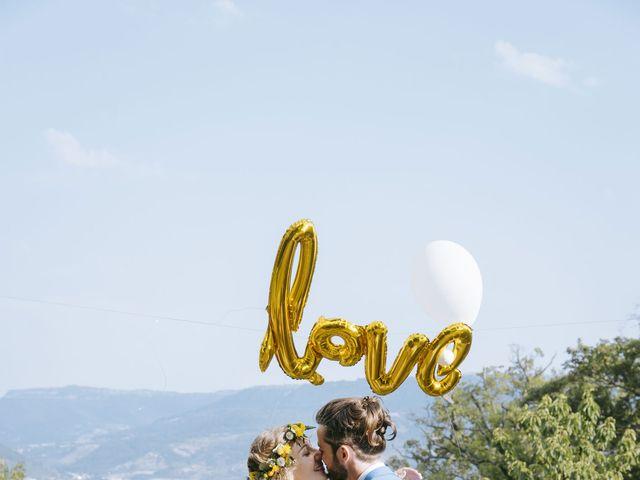 Le mariage de Vincent et Emilie à Lyas, Ardèche 104