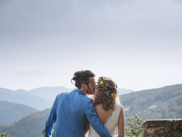 Le mariage de Vincent et Emilie à Lyas, Ardèche 107