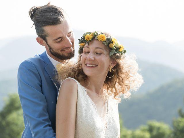 Le mariage de Vincent et Emilie à Lyas, Ardèche 109
