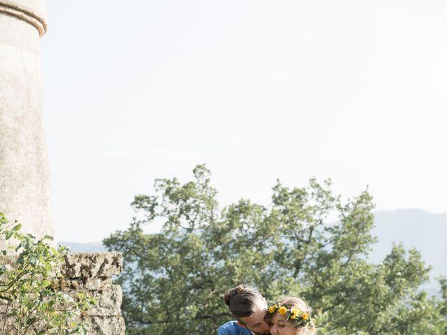 Le mariage de Vincent et Emilie à Lyas, Ardèche 110