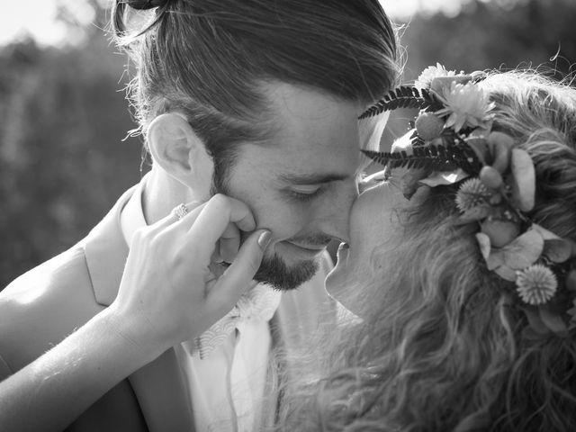 Le mariage de Vincent et Emilie à Lyas, Ardèche 116