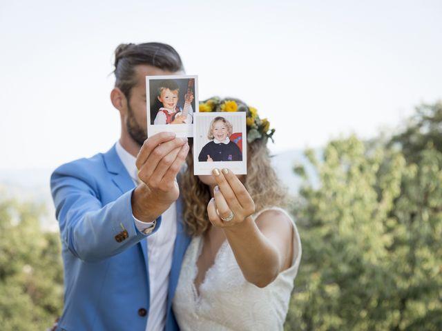 Le mariage de Vincent et Emilie à Lyas, Ardèche 118
