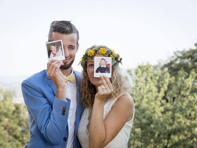 Le mariage de Vincent et Emilie à Lyas, Ardèche 119