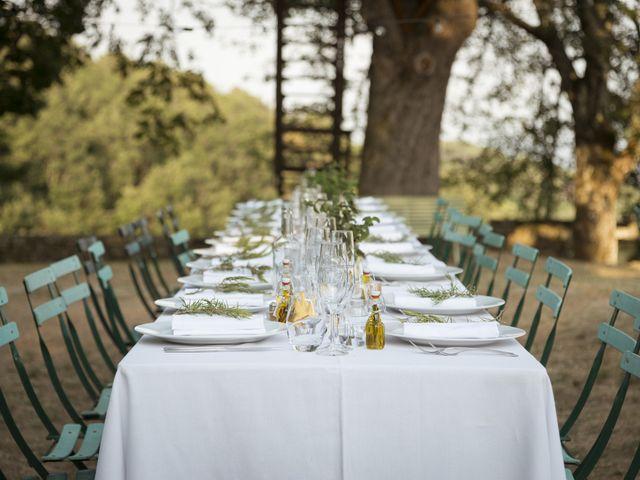 Le mariage de Vincent et Emilie à Lyas, Ardèche 134