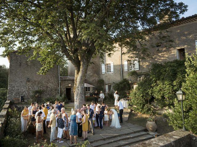 Le mariage de Vincent et Emilie à Lyas, Ardèche 139