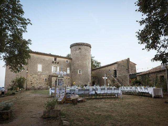 Le mariage de Vincent et Emilie à Lyas, Ardèche 143