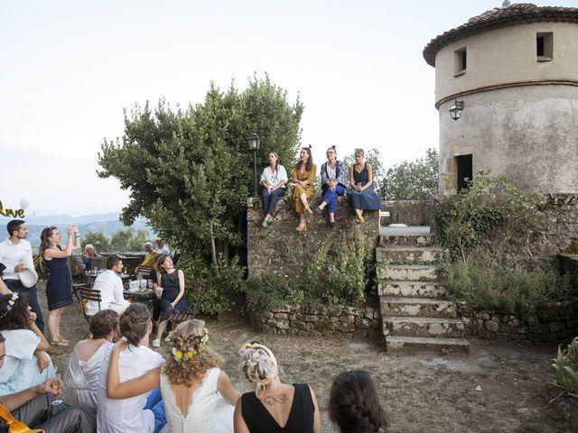 Le mariage de Vincent et Emilie à Lyas, Ardèche 144