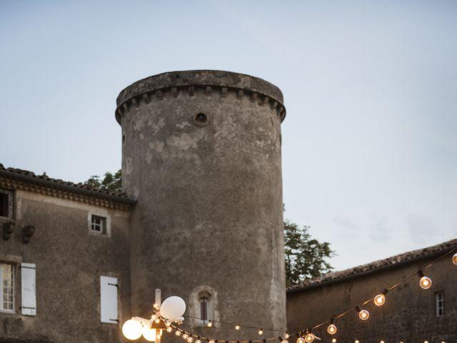 Le mariage de Vincent et Emilie à Lyas, Ardèche 146