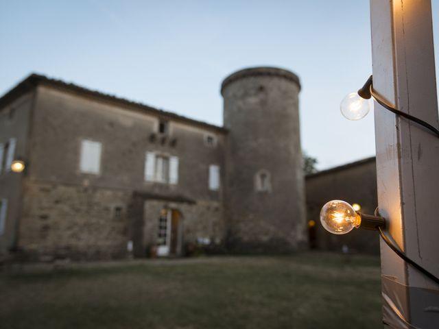 Le mariage de Vincent et Emilie à Lyas, Ardèche 147