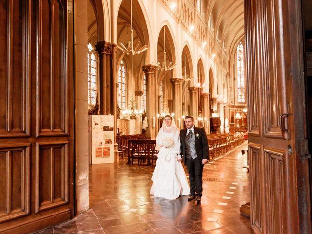 Le mariage de Anthony et Angélique à Wambrechies, Nord 15