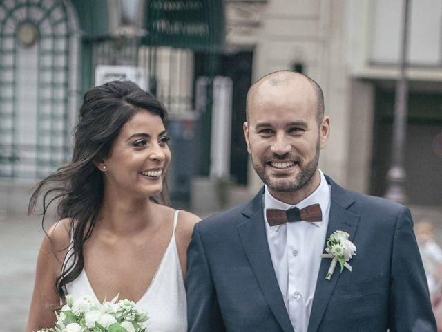 Le mariage de Lila et Miguel