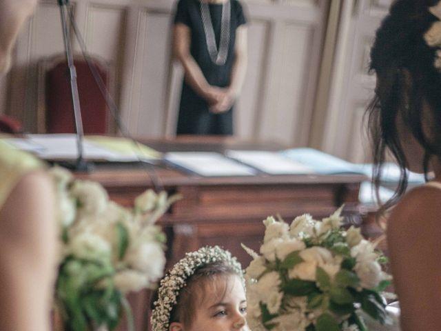 Le mariage de Miguel et Lila à Paris, Paris 9