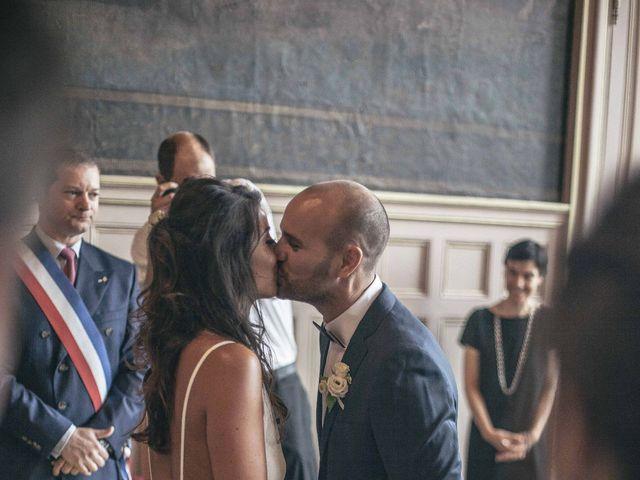 Le mariage de Miguel et Lila à Paris, Paris 10