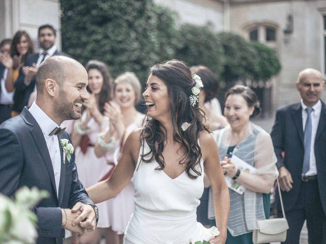 Le mariage de Miguel et Lila à Paris, Paris 11