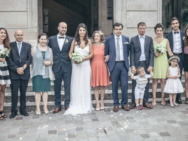 Le mariage de Miguel et Lila à Paris, Paris 12
