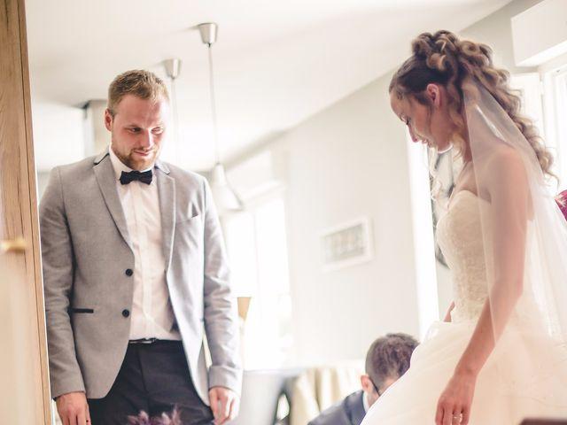 Le mariage de Nathan et Naomi à Bouquetot, Eure 3